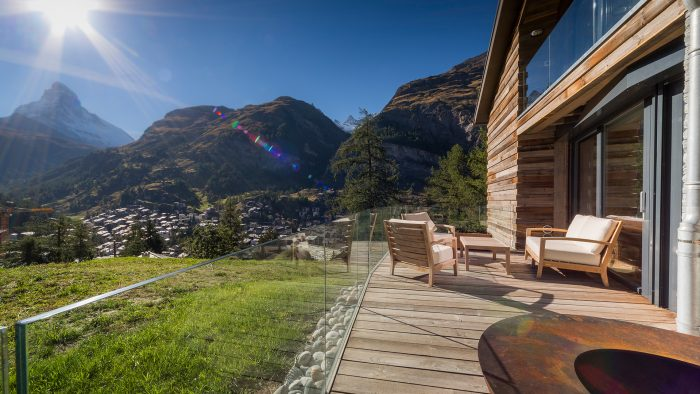 WADestinations - Cervo Owners Lodge