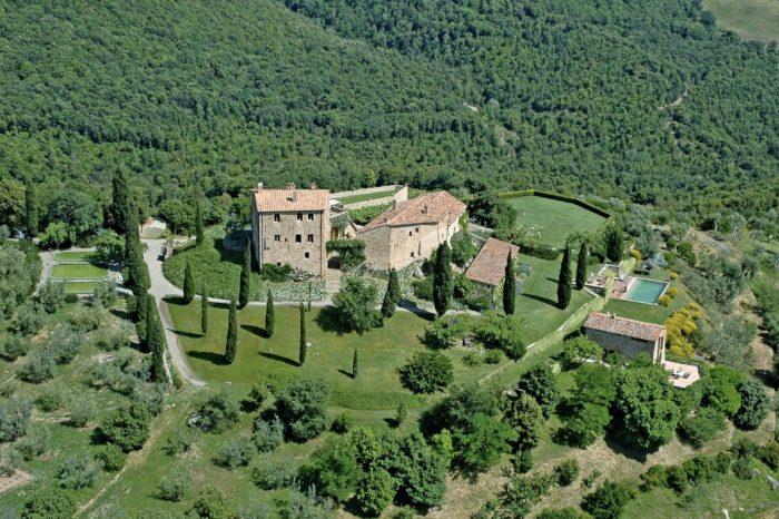 Castello Di Vicarello-WA Destinations, Tuscany