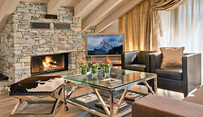 Zermatt Alex Lodge Chalet Travel Switzerland WA Destinations hotel