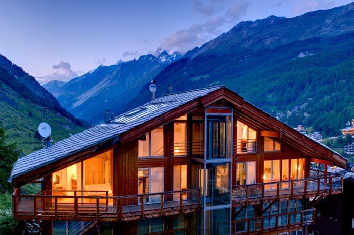 Heinz Julen Penthouse, Zermatt- Switzerland