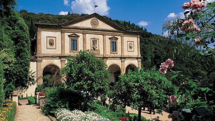 WADestinations - Belmond Villa San Michele
