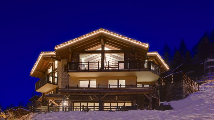 WADestinations - Chalet Grace